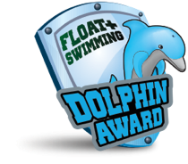 Float Plus Dolphins | Learning to Swim