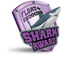 Float Plus Sharks | Learning to Swim